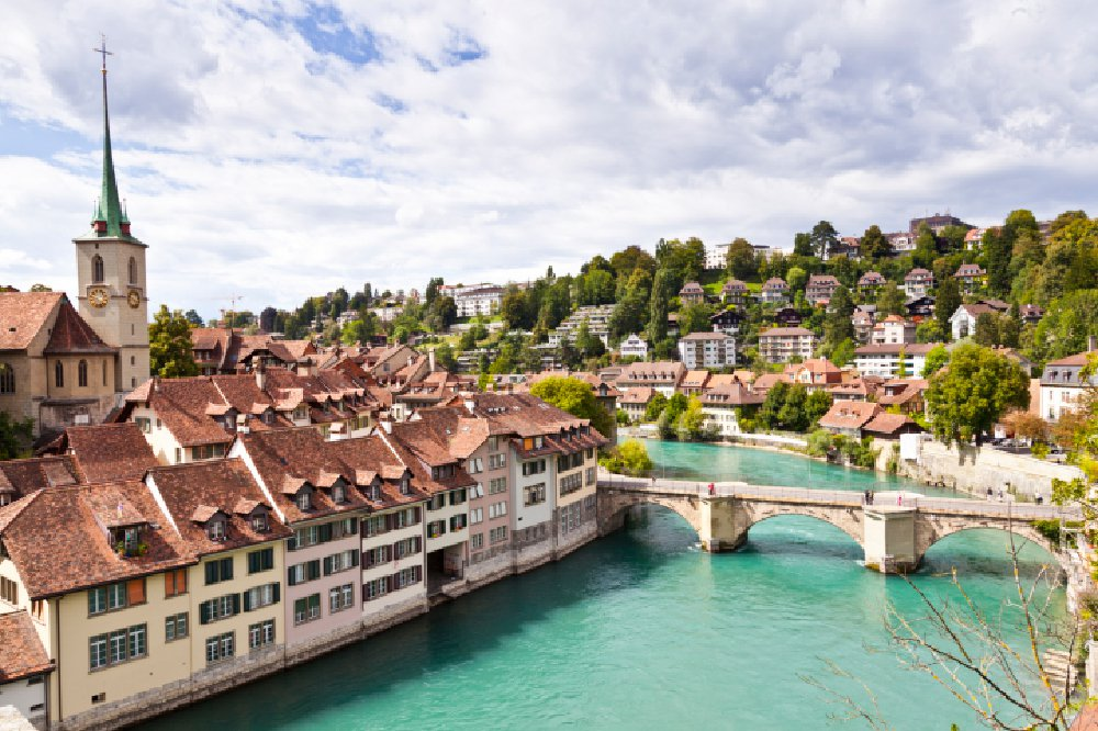 Visiting Bern, Switzerland