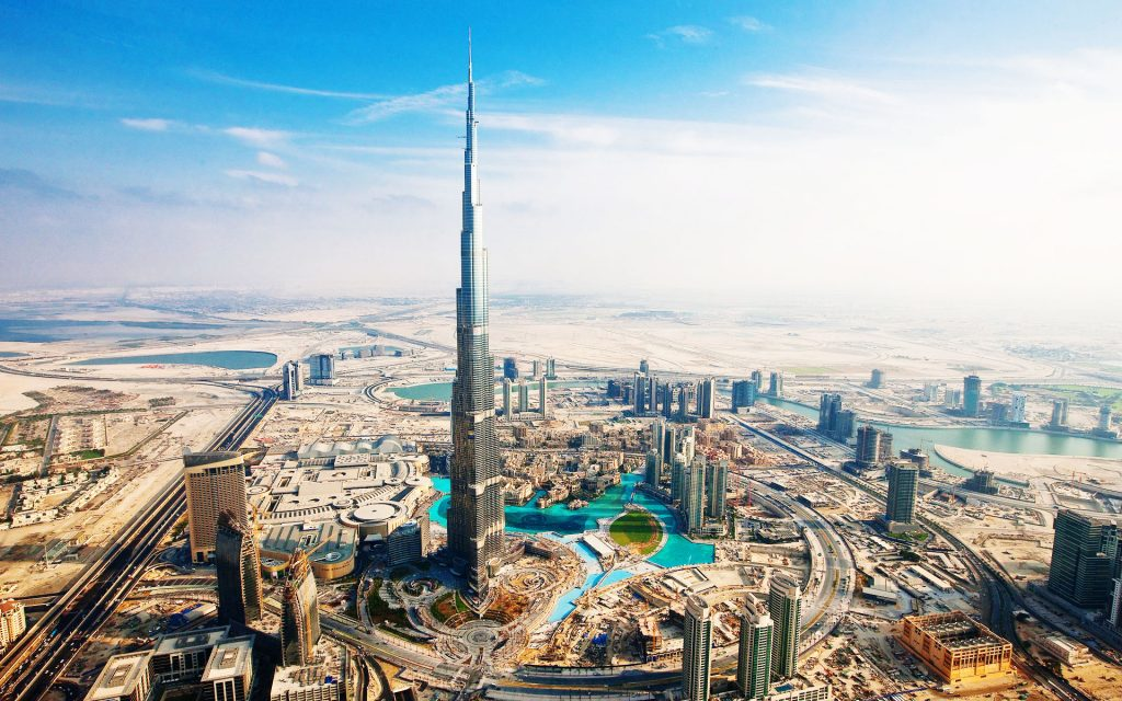 Amazing Dubai, Luring Backpackers From Across The Globe