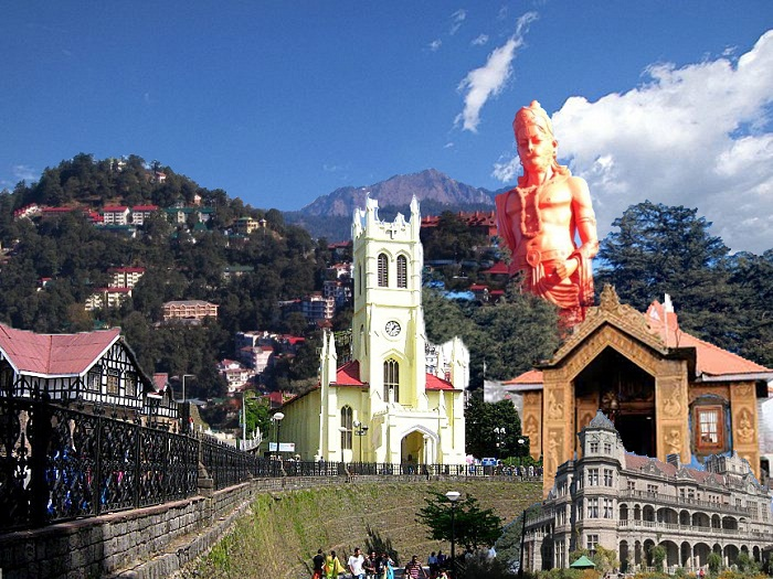 Shimla - That One Holiday Destination Everyone Must Visit In Himachal Pradesh!