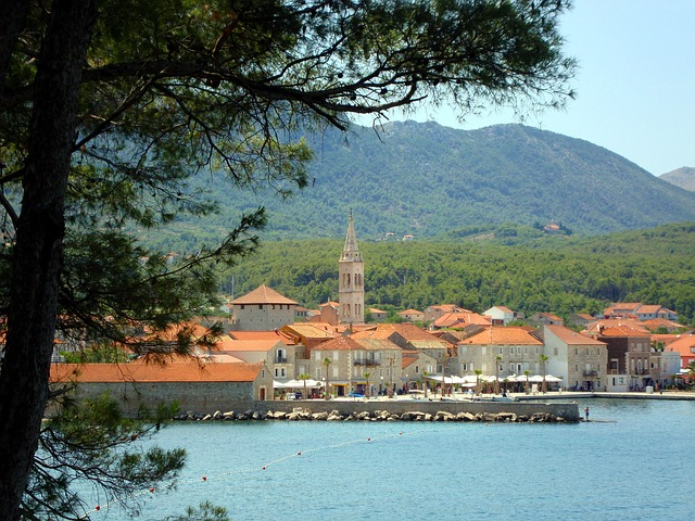 The Beautiful Island Of Hvar