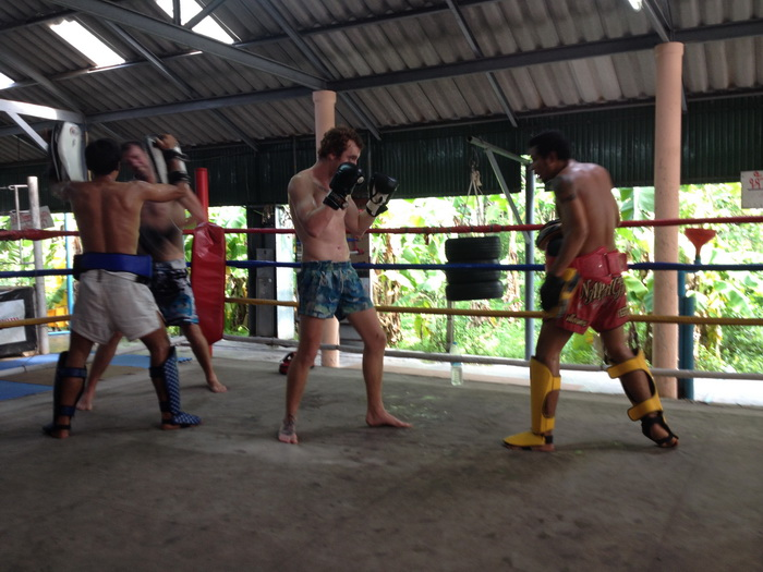 Travel With Muay Thai Training At Suwit Gym In Thailand