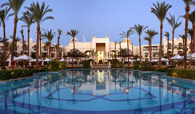 Egypt Luxury Hotels