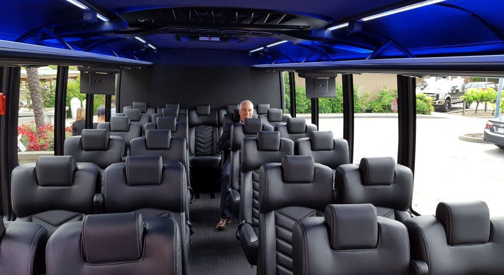 Different Benefits Of Business Employee Shuttles