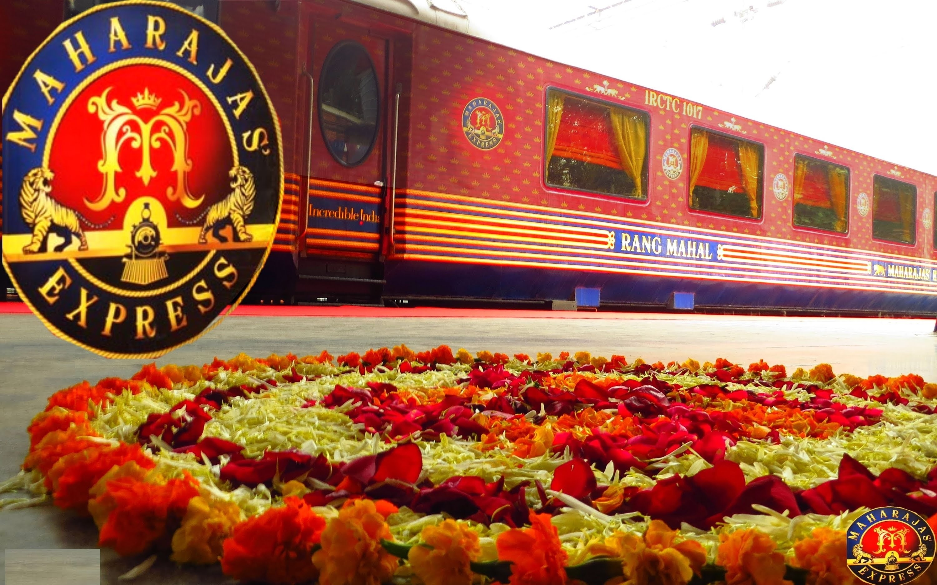 Incredible Experiences Of Maharajas Express Train