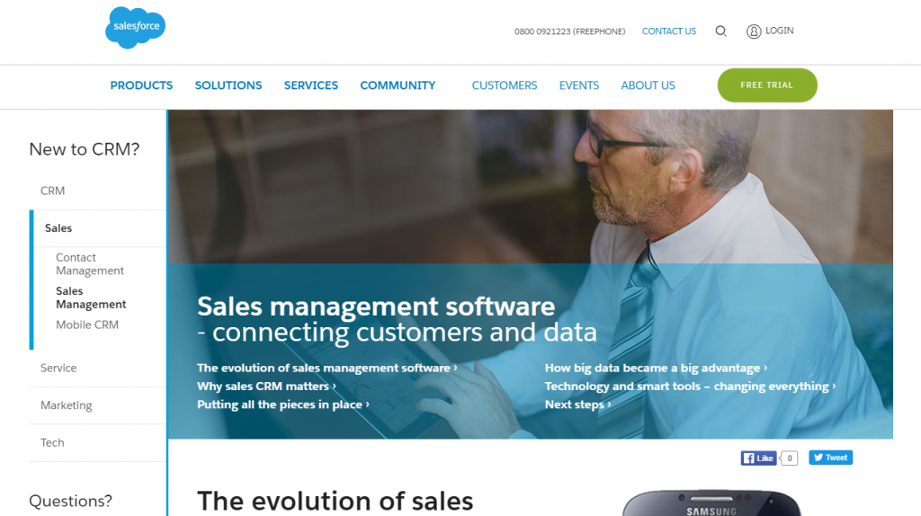 Best Sales Management Software