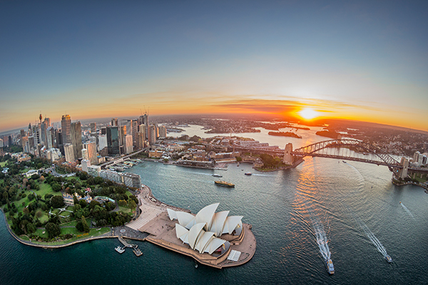 What To See and Do While In The City Of Sydney