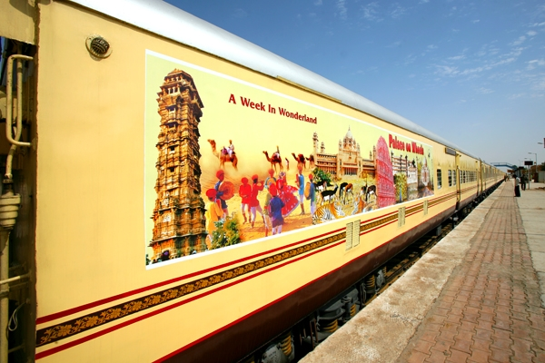 Explore The Wonders Of India With Palace On Wheels Train