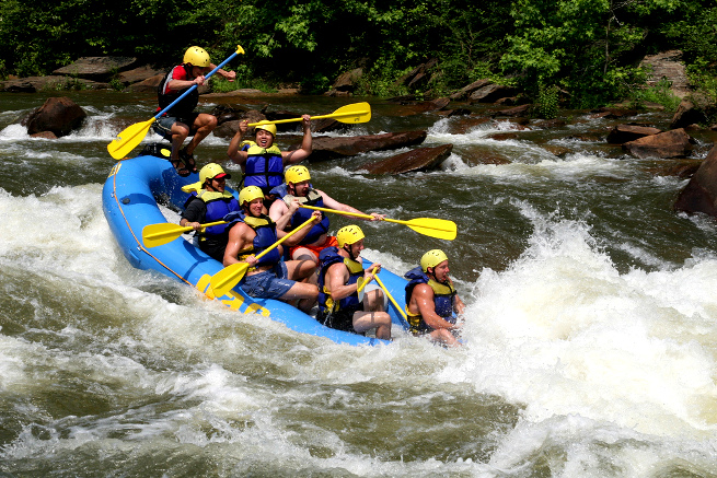 How Expensive Is White Water River Rafting?
