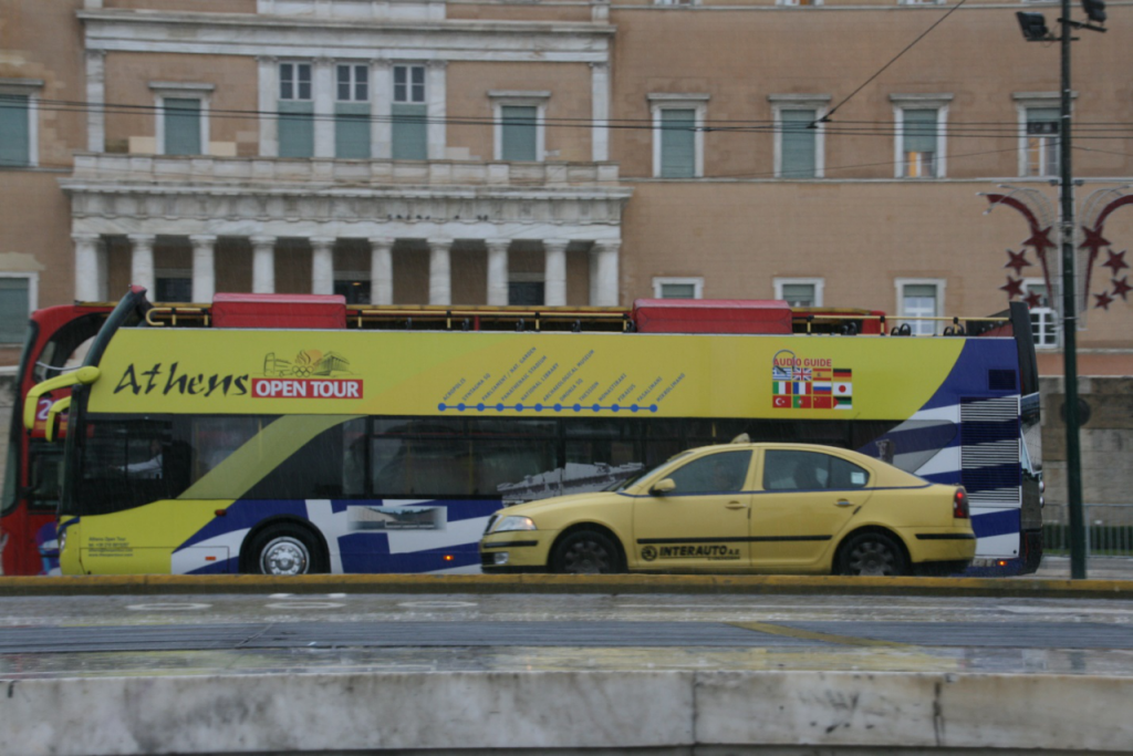 Exploring Greece: What Transport To Choose