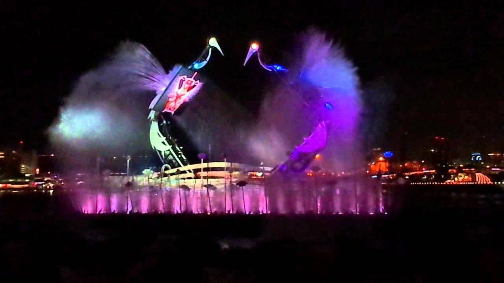 Water Show: The One Show on Earth You Should Never Miss