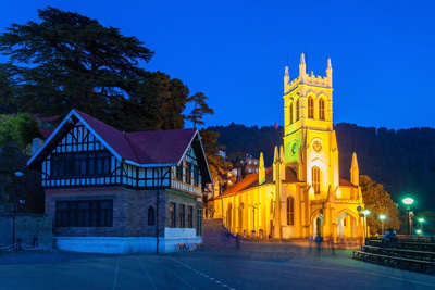 Christ Church, Shimla: Exploring An Architectural Marvel