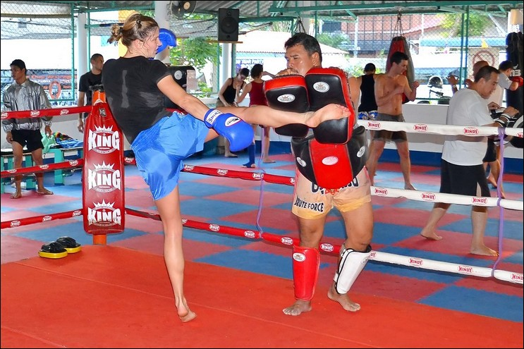 Muay Thai Is New Holiday