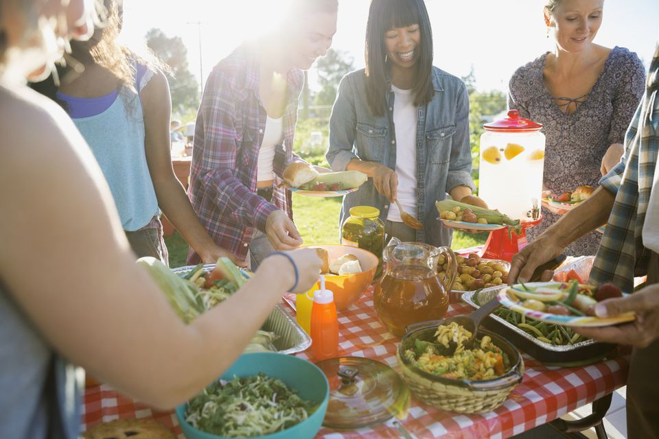 A Special Get Together: Tips For Arranging A Family Party