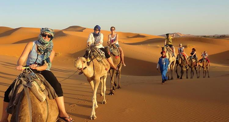 Explore Sahara Adventure At Morocco Tour