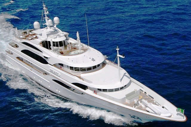 Advantage Of Booking A Luxury Yachts Charter