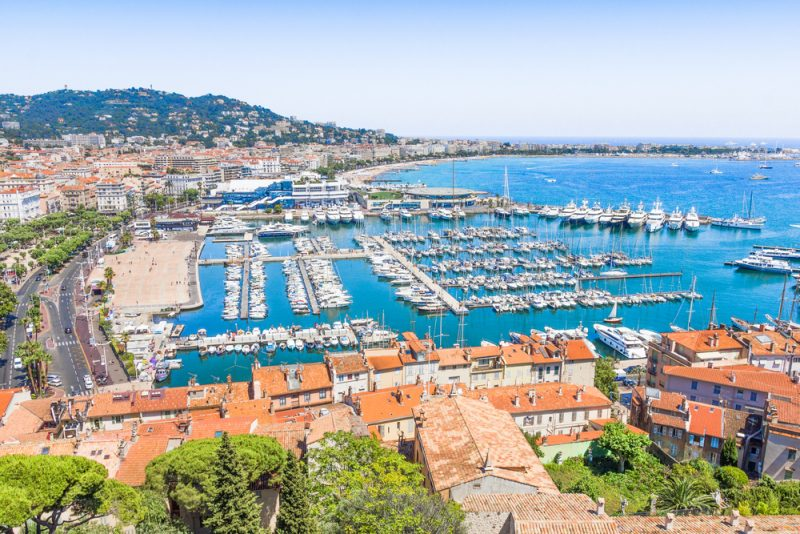 Cannes Is Not Just For The Ultra Wealthy