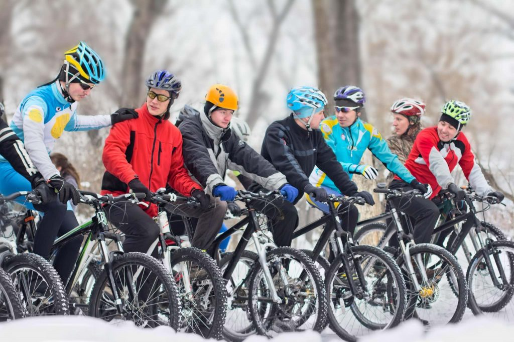 How You Can Go Cycling And Don't Bother About The Cold Weather