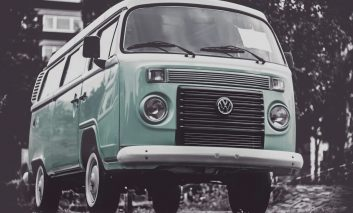 How to Rig Up an Old VW Bus for Road Trip Vacations